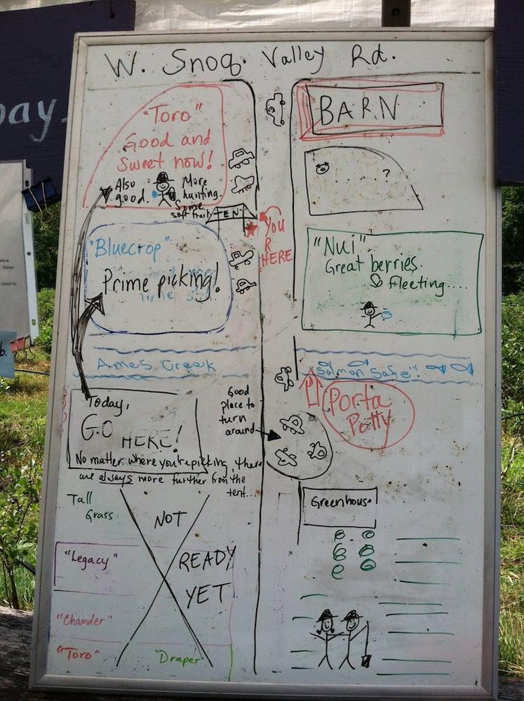 Blue Dog Farm: 7125 W Snoqualmie Valley Rd, Carnation, WA