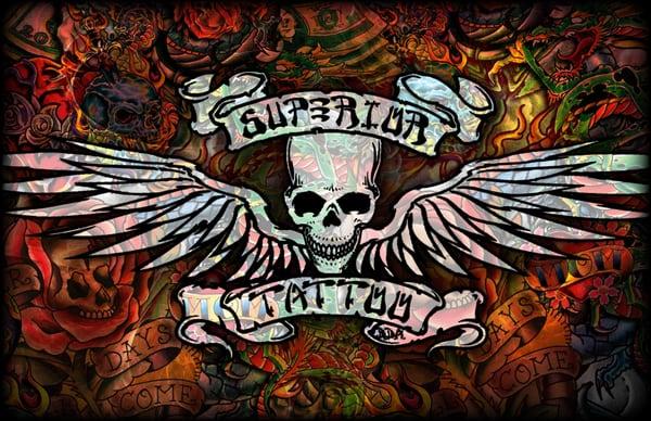 Superior tattoo equipment geschlossen 10 beitr ge for Superior tattoo machine