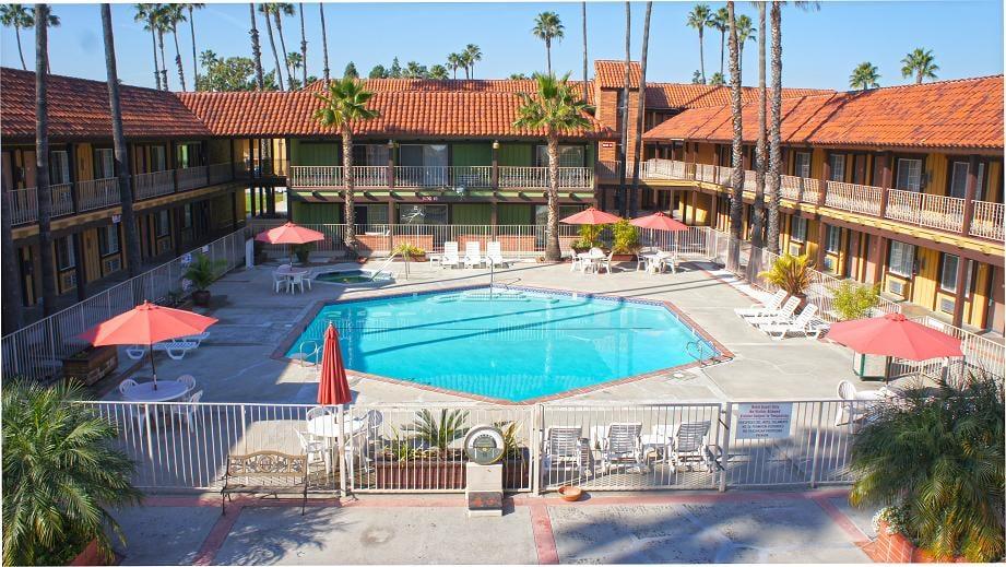 Guesthouse Hotel Norwalk Ca