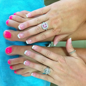French nails in buford ga