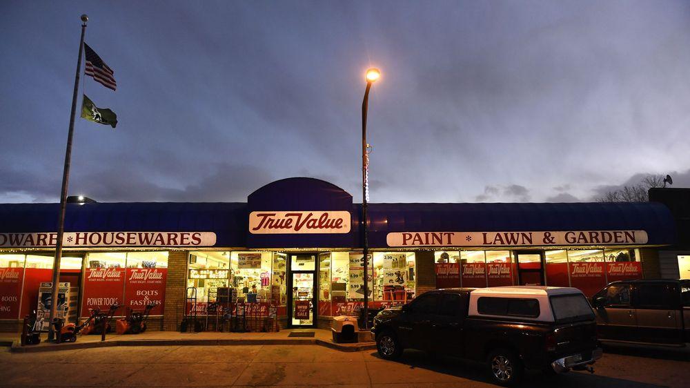 Rangely True Value: 105 W Main St, Rangely, CO