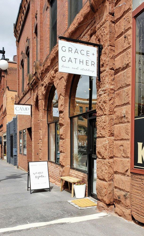 Grace + Gather: 614 Shelden Ave, Houghton, MI