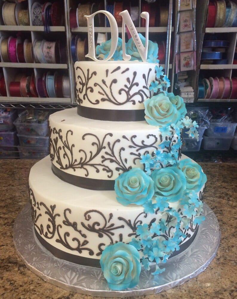 Bakery Wedding Cakes Near Garden Grove Ca