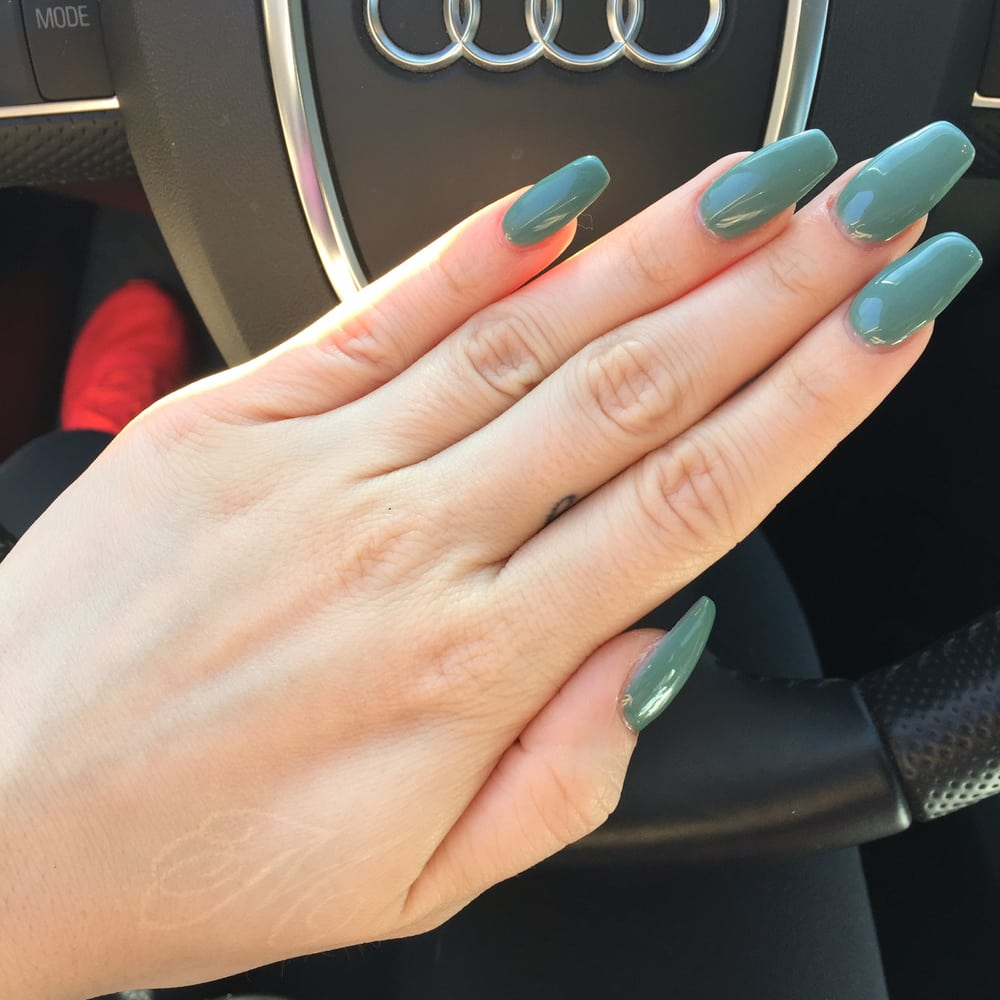 OPI Thanks A Windmill Gel Polish Done By Michelle
