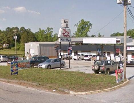 Tiny Town Minit Mart: 7215 GA-72 E, Carlton, GA