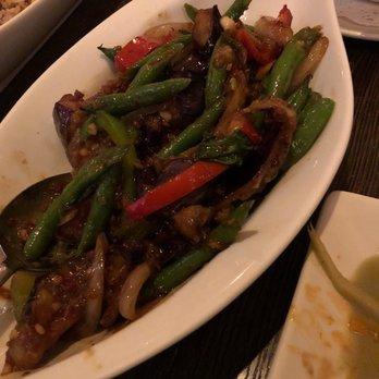 Photo Of Thai Dishes Manhattan Beach Ca United States Y Eggplant With