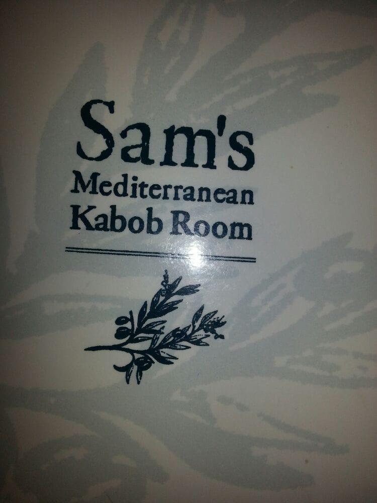 Sam S Mediterranean Kabob Room Yelp