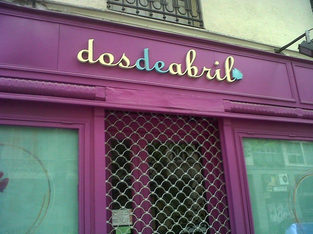 Dos de abril ropa femenina calle de castell 14 - Calle castello madrid ...