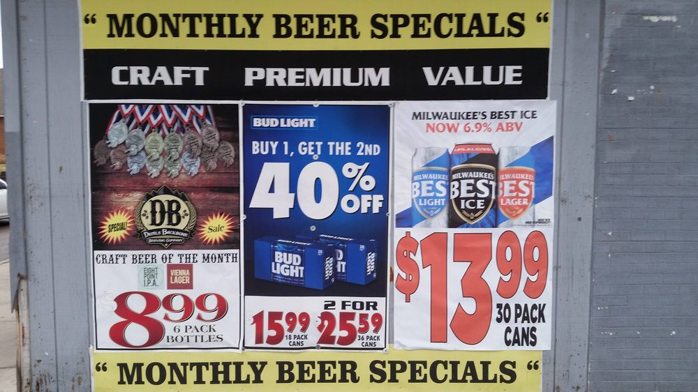 Beer Wine & Spirits: 36 S Broadway, Frostburg, MD