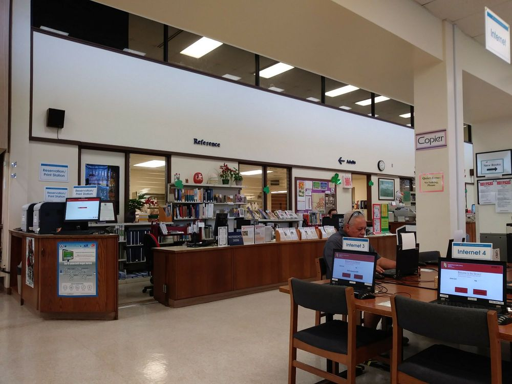Hawaii State Public Library System - Kaimuki Library