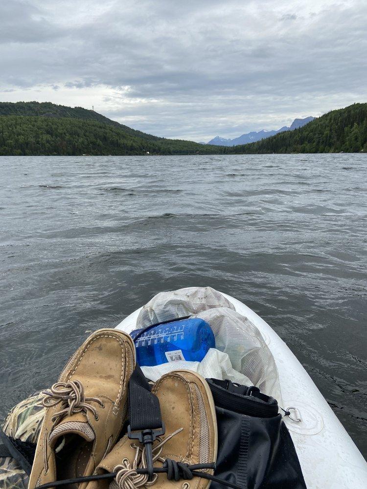 Bonnie Lake: Bonnie Lakes Rd, Chickaloon, AK