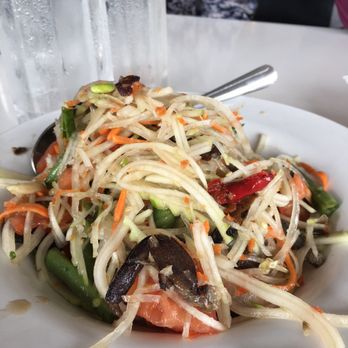 Superb Photo Of Thai Patio   Los Angeles, CA, United States. Papaya Salad With