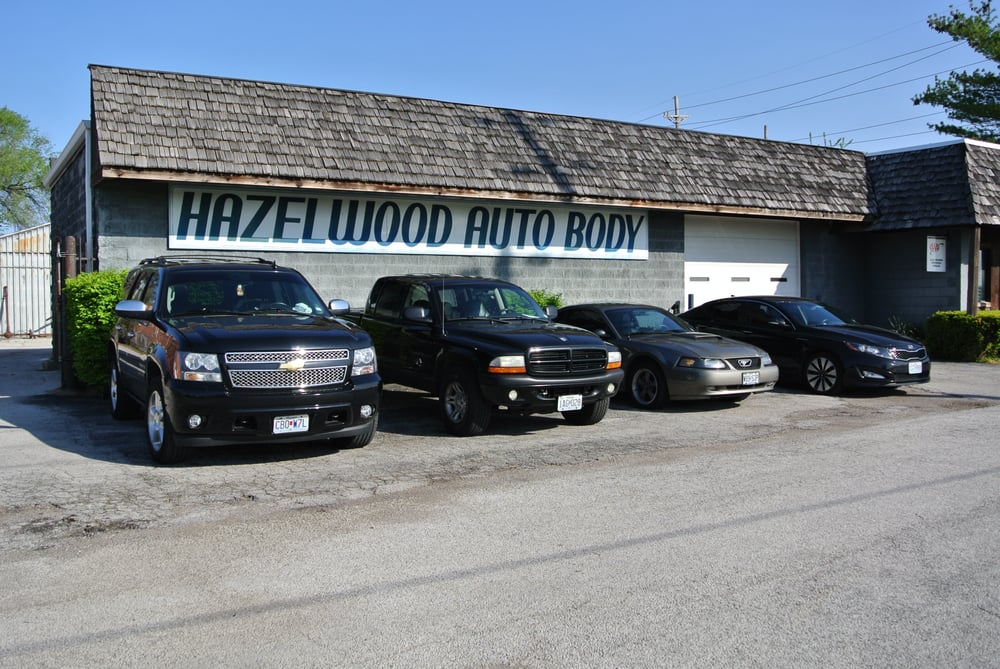 Hazelwood Auto Body: 6141 N Lindbergh Blvd, Hazelwood, MO