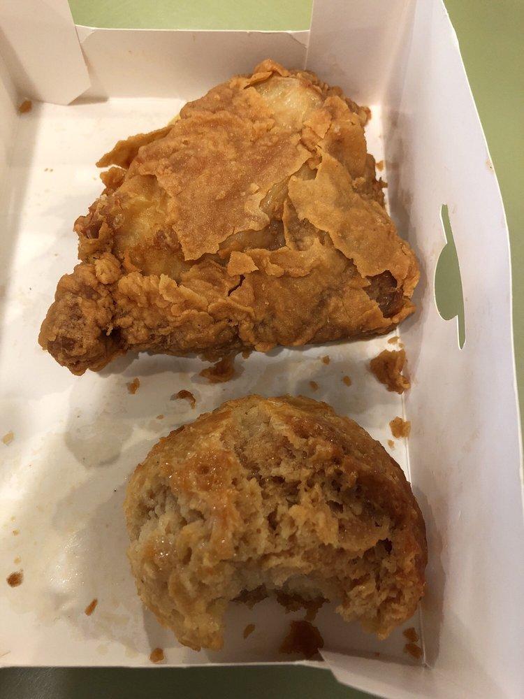 Church's Chicken: 1317 - 10th St, Floresville, TX