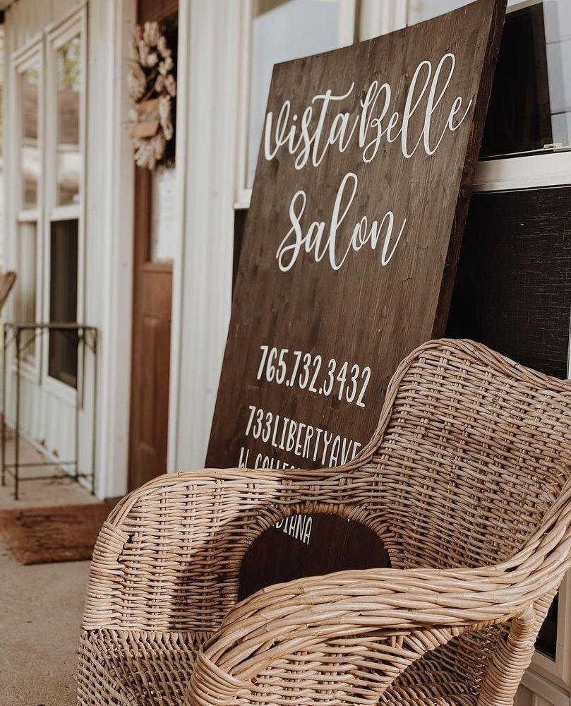 Vista Belle Salon: 733 Liberty Ave, West College Corner, IN