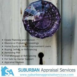 suburban appraisal services 10 photos real estate services 727