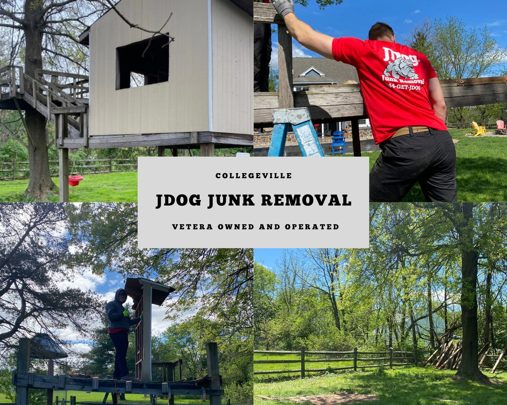 JDog Junk Removal and Hauling: Collegeville, PA