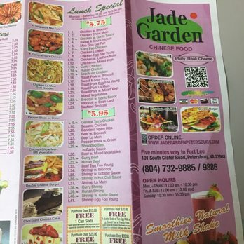 Jade Garden 25 Photos 16 Reviews American New 101 S Crater Rd Petersburg Va United