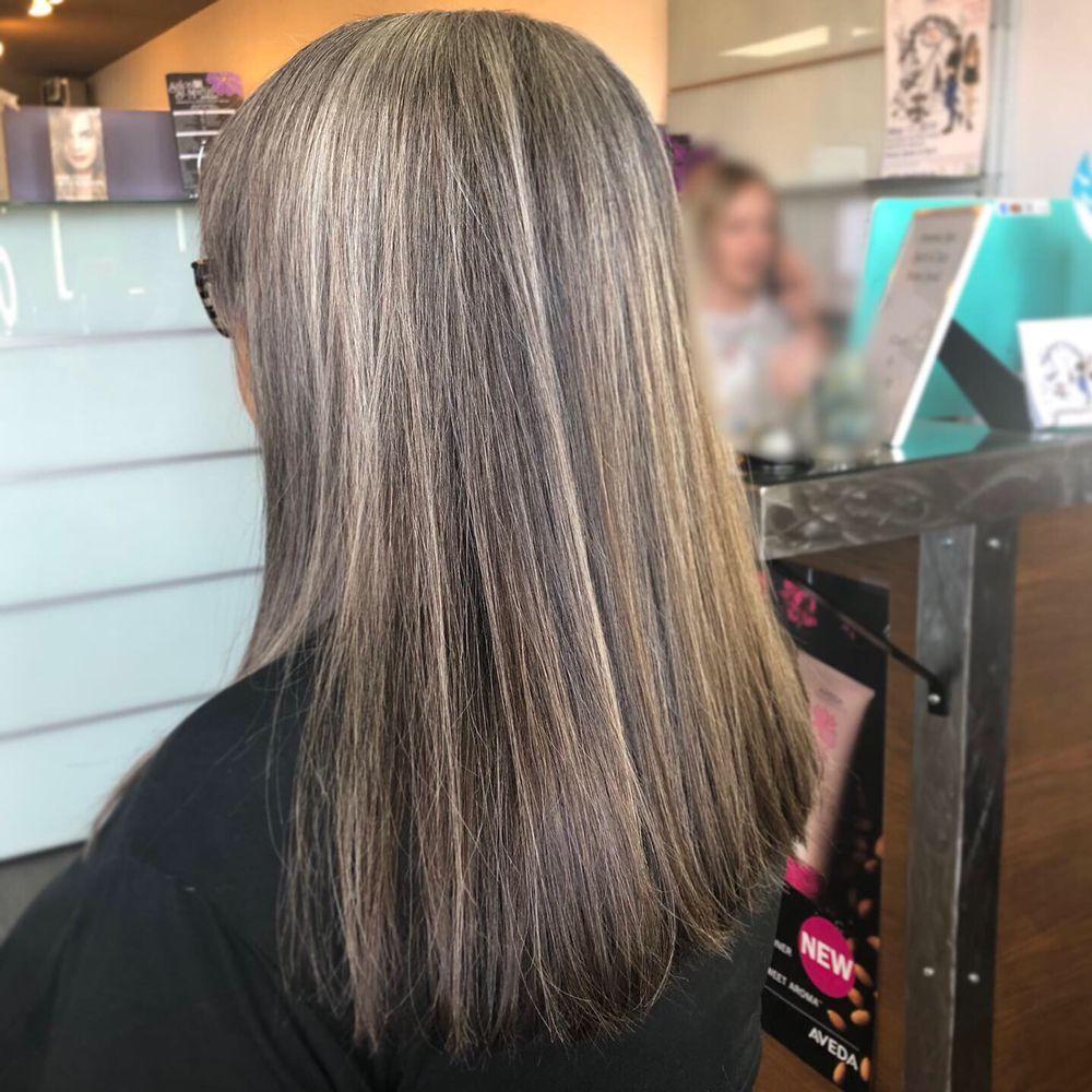 Hair by Michelle Hayzlett: 371 Garden St, Prescott, AZ