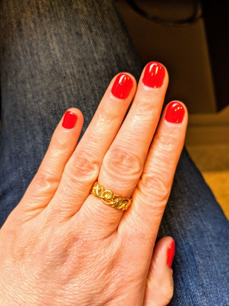 Velvety Nails and Beauty Spa: 2183 Sutter St, San Francisco, CA