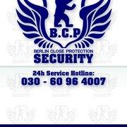 B C P Security Berlin Security Systems Wiersichweg 1