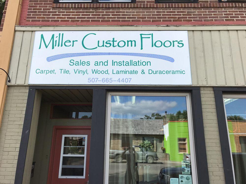 Miller Custom Floors: 104 N Main St, Le Sueur, MN