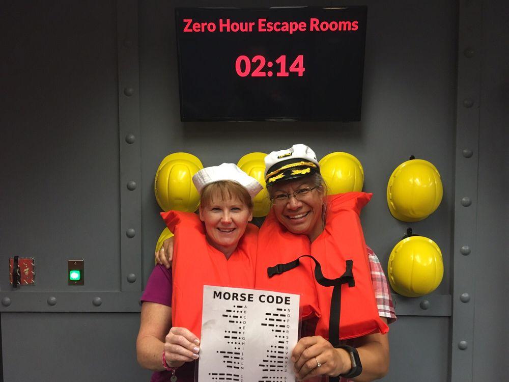 Zero Hour Escape Rooms: 5 W 1st St, Duluth, MN