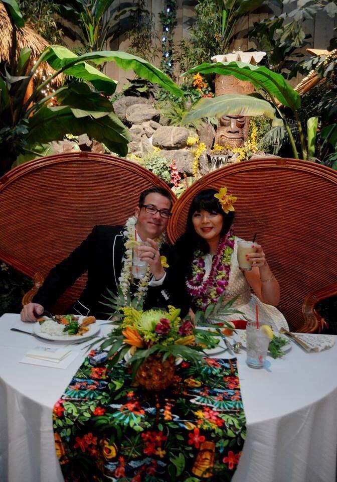 Photo Of Don The Beachcomber Huntington Beach Ca United States Tiki Wedding