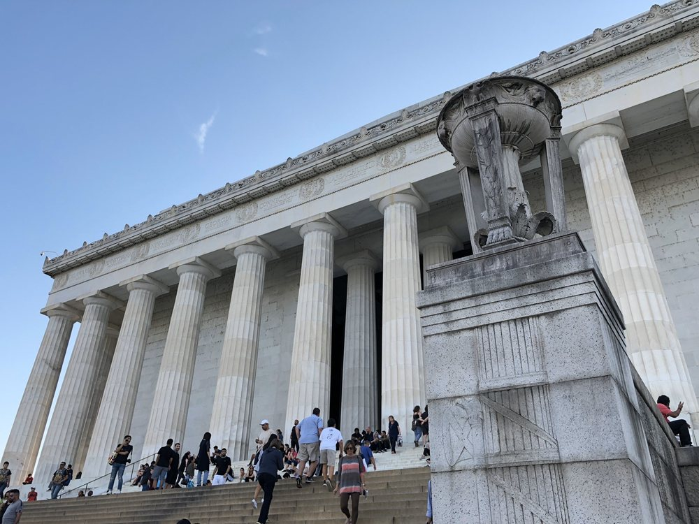 Lincoln Memorial: Lincoln Memorial Cir NW, Washington, DC, DC