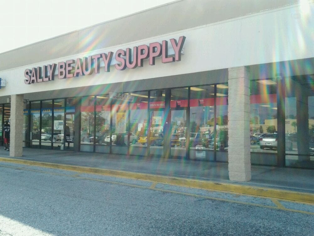 34 reviews of Sally Beauty Supply