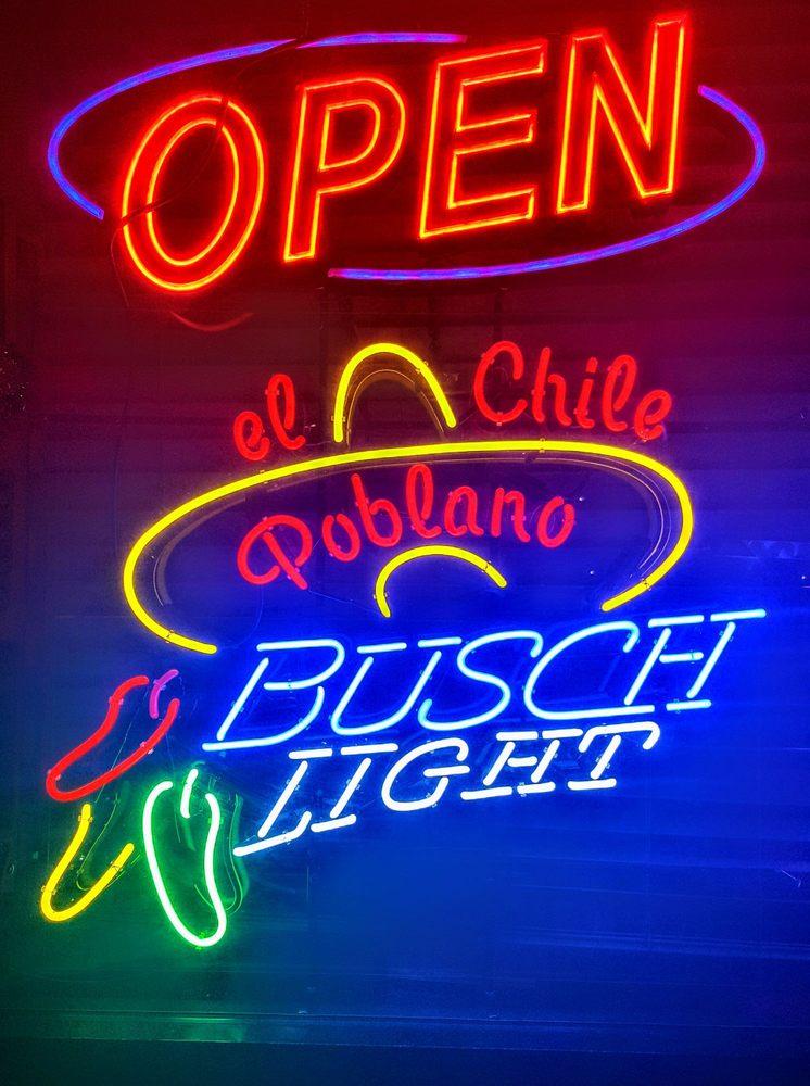El Chile Poblano Mexican Restaurant: 1921 N Greensburg Crossing, Greensburg, IN