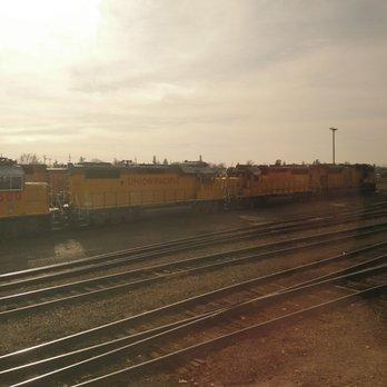 Union Pacific Railroad - 10 Photos - Trains - 711 Church St