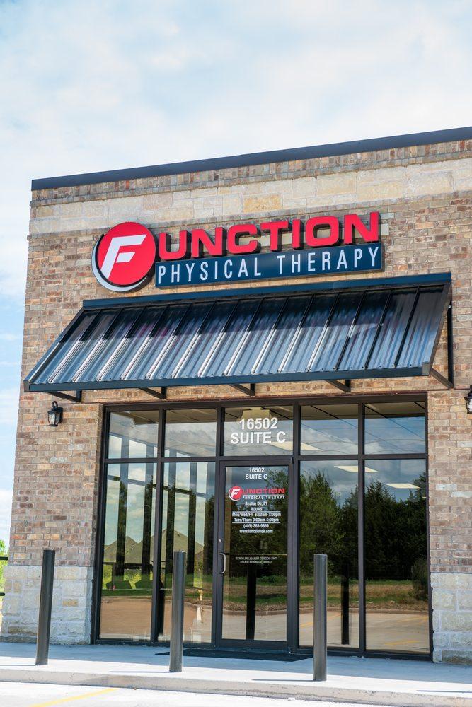 Function Physical Therapy: 16502 N Pennsylvania Ave, Edmond, OK