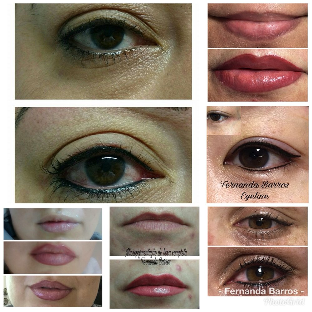Micropigmentation Eyes And Lips By Fernanda Barros Yelp