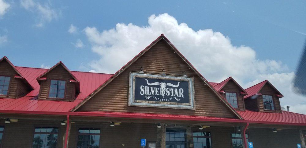 Silver Star Smokehouse Texarkana: 5205 W Park Blvd, Texarkana, TX