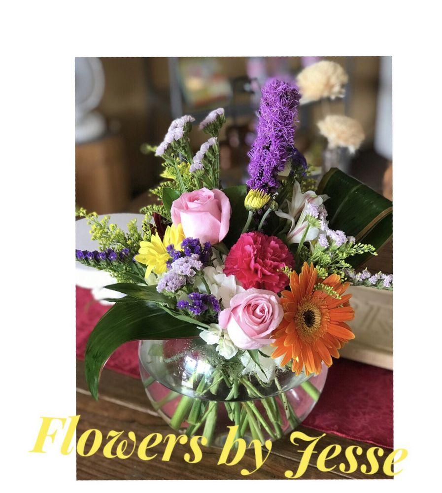Flowers By Jesse: 208 E Jackson, Harlingen, TX