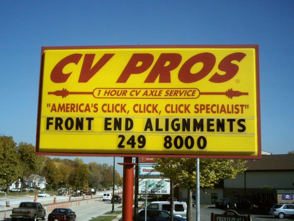 CV Pros: 3213 E Washington Ave, Madison, WI
