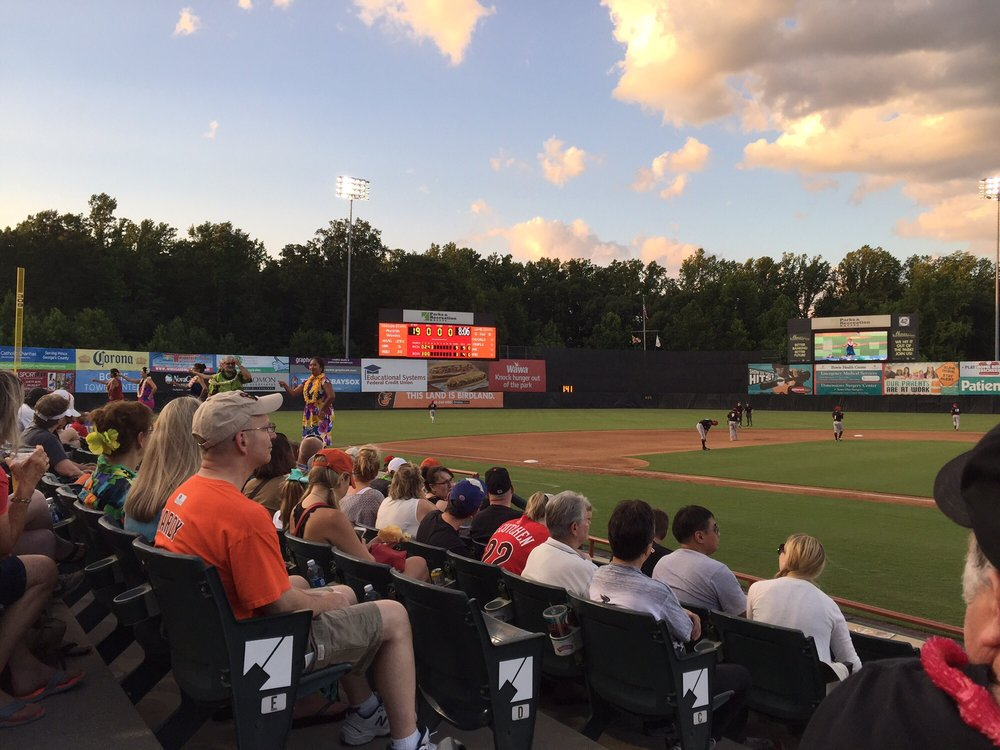 Social Spots from Bowie Baysox Baseball Club