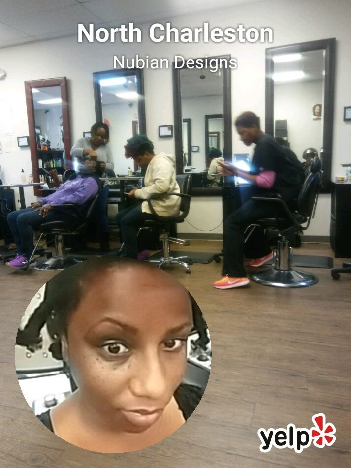 Nubian Designs Hairdressers 7225 Rivers Ave North Charleston Sc United States Phone