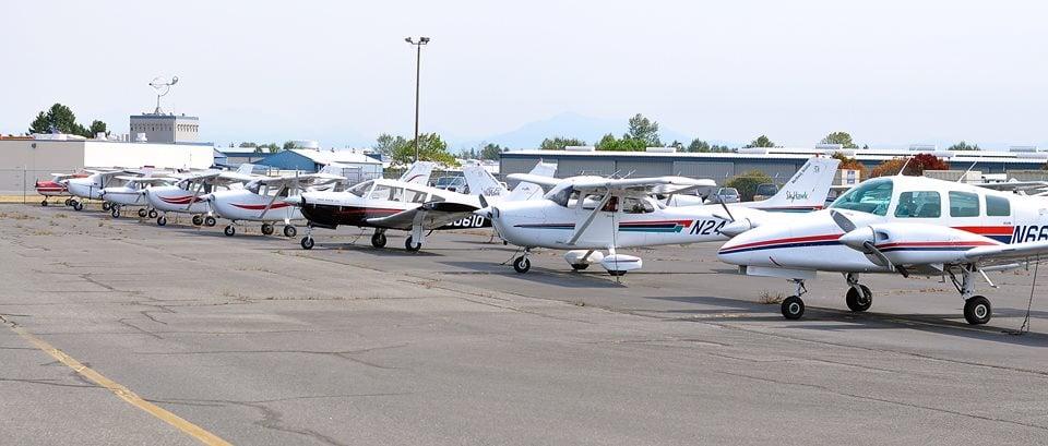 Northway Aviation Cessna Pilot Center: 10108 32nd Ave W, Everett, WA