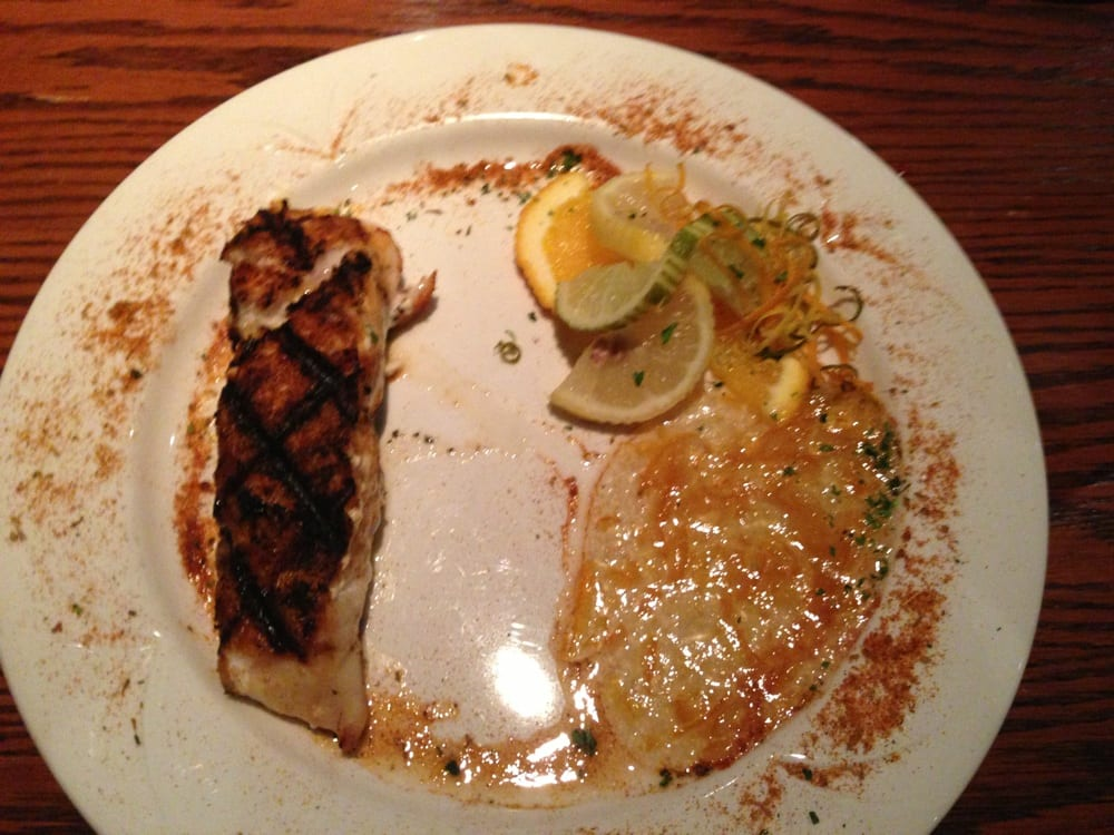 Cajun chargrill grouper yelp for Monterey bay fish grotto