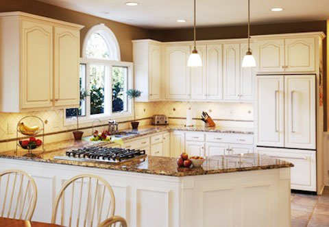 New England Cabinet Doors & Kitchen Designs - Builders - 33 ...