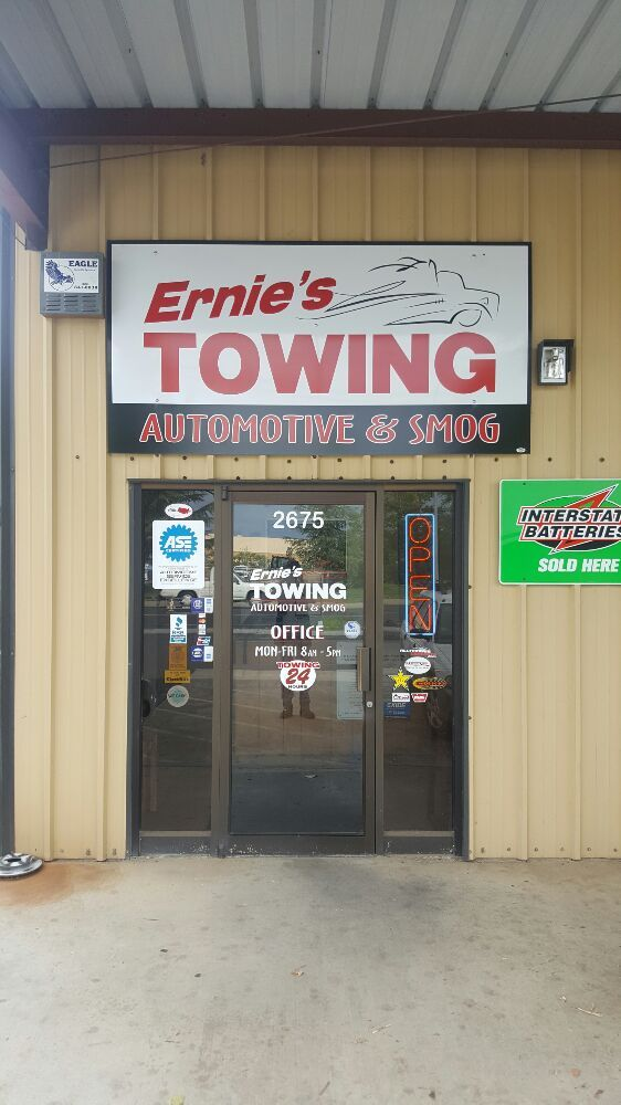 Towing business in Paradise, CA