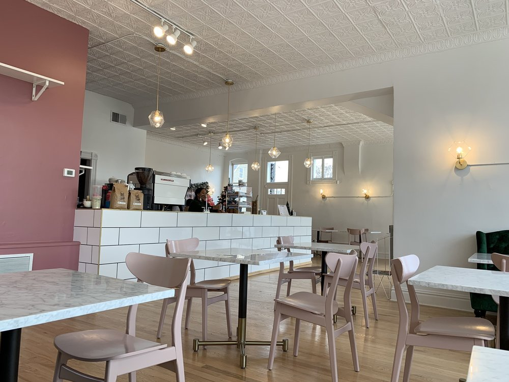 C Oliver Coffee + Flower Bar: 7401 Hazel Ave, Maplewood, MO