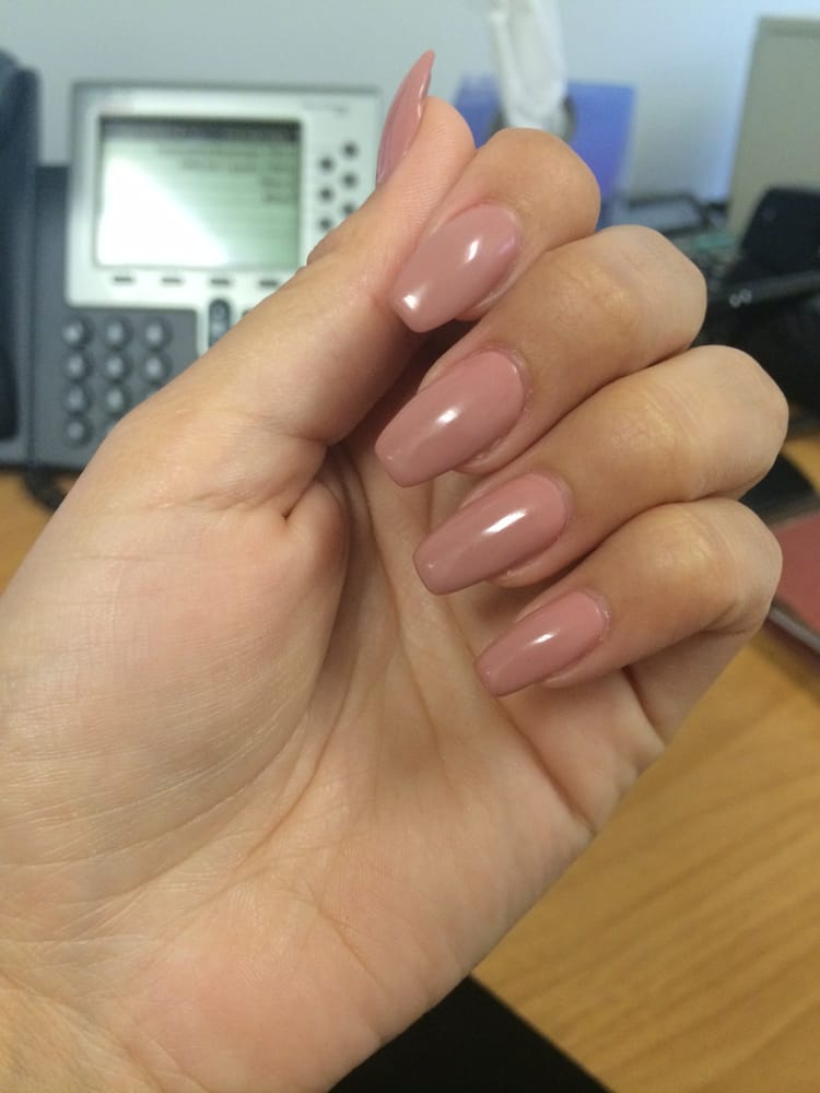592 Gelish Color Nails done by Julie - Yelp