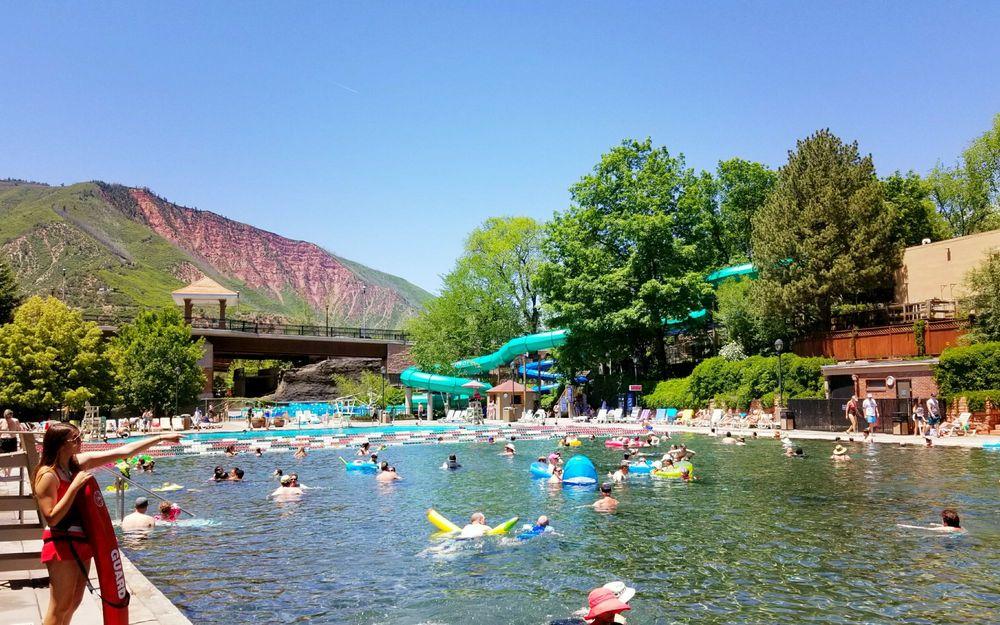 Glenwood Hot Springs Resort: 415 6th St, Glenwood Springs, CO
