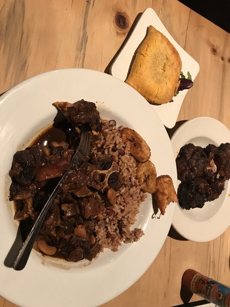 Social Spots from Kingston 11 Cuisine