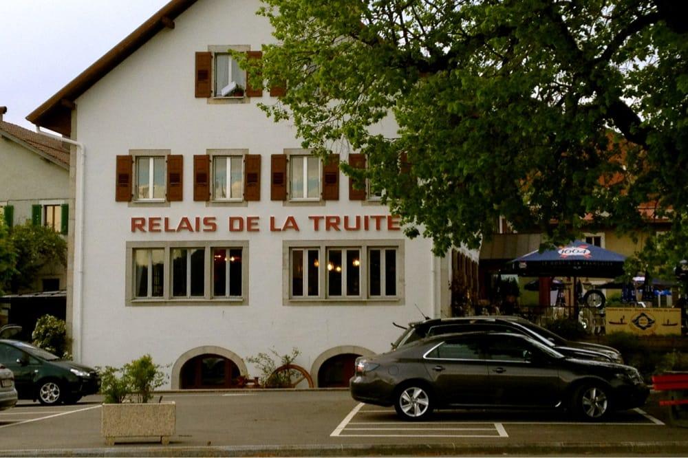 Hôtel de la Truite - Le Pont