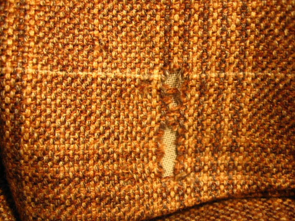 Invisible Reweaving by Toni Columbo