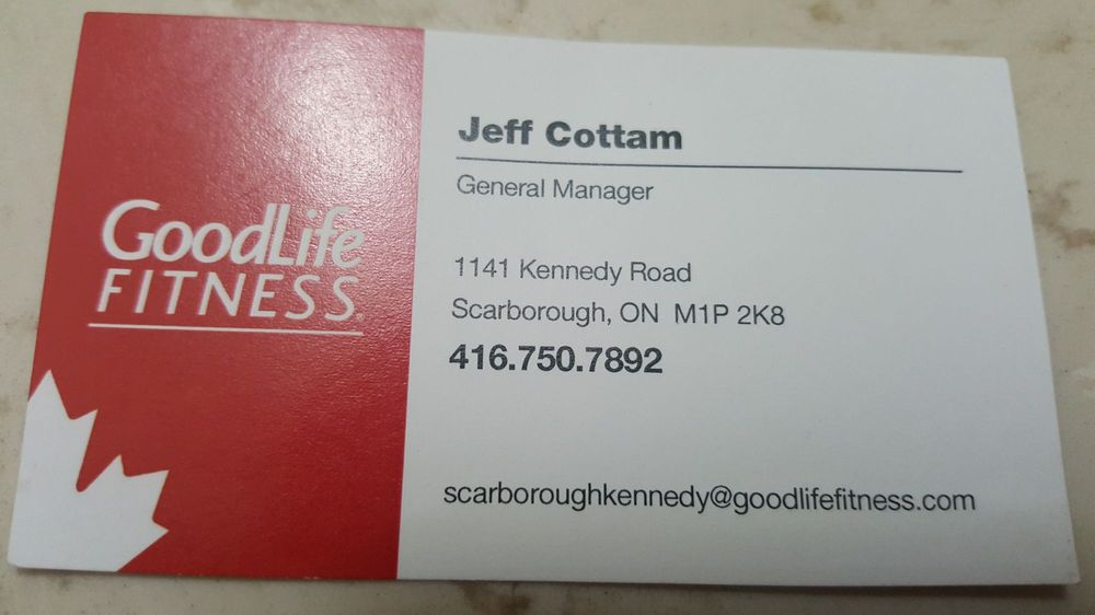 Business card. - Yelp